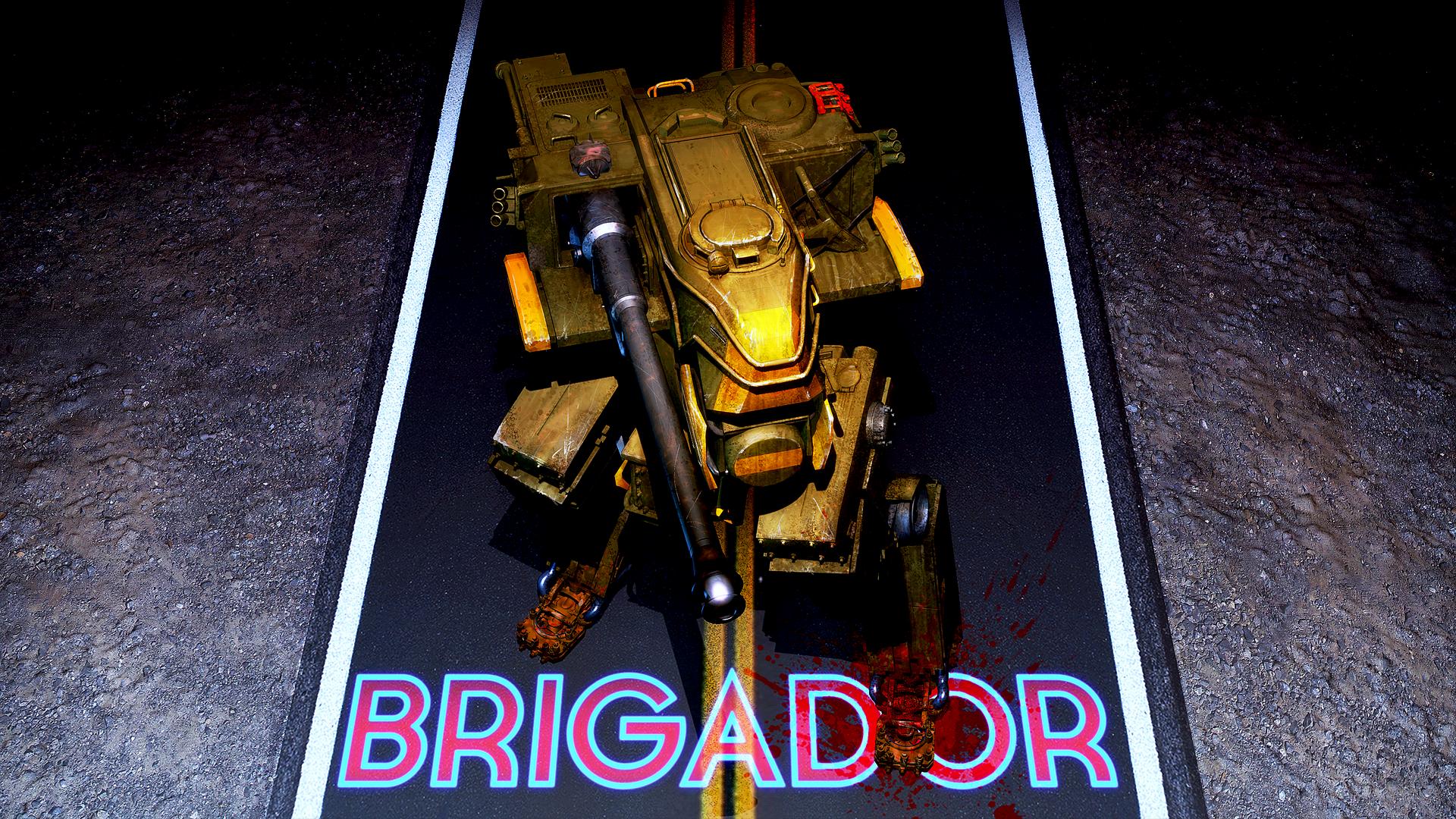 brigador up-armored edition trailer